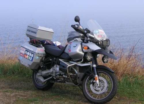 my bikes 2003 bmw r1150gs adventure. Black Bedroom Furniture Sets. Home Design Ideas