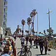 Venice Beach on varsin pop mesta