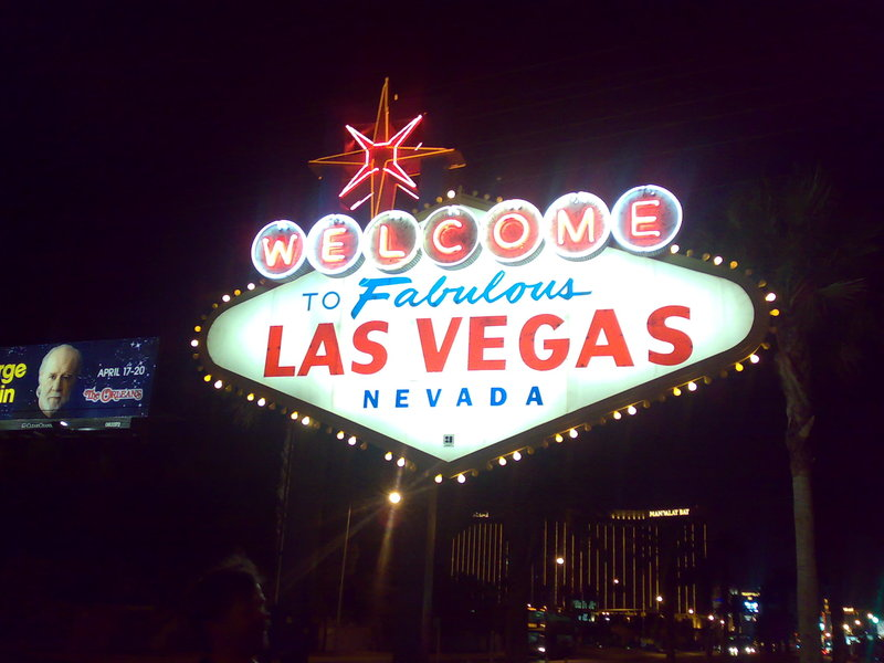 Route66 Day11 - Viva Las Vegas